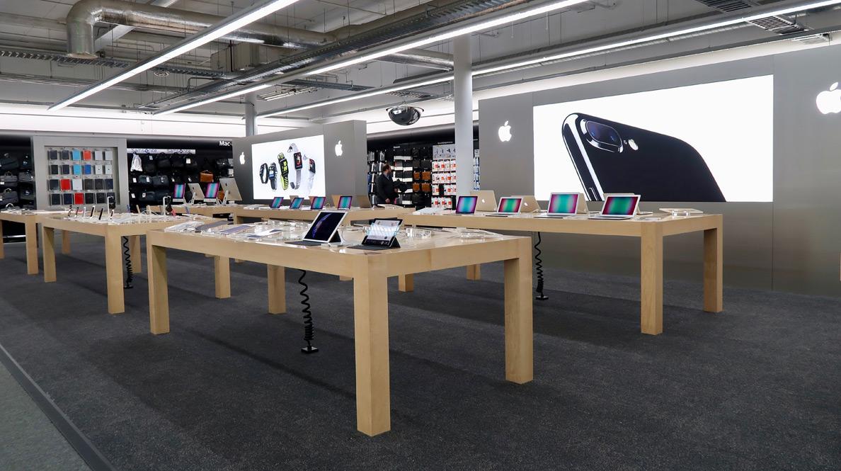 Media Markt - Apple
